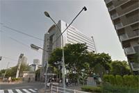 キャノン本社側からお越しになる場合、多摩川方面へお進みください