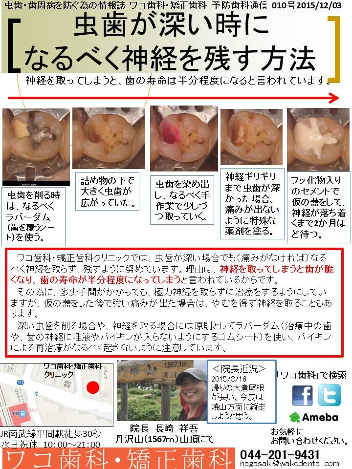 予防歯科通信10